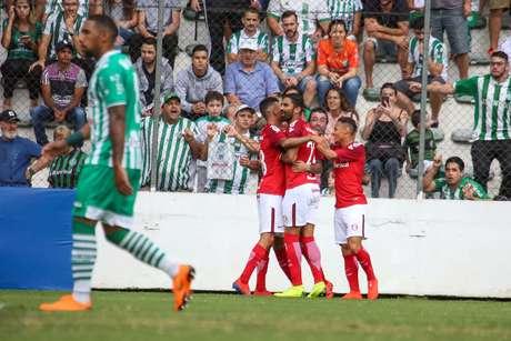 O Inter bateu o Juventude pelo Campeonato Gaúcho
