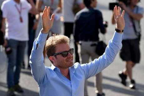Rosberg contente por não estar mais na Fórmula 1