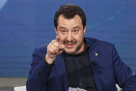 Salvini defende 'eleições' após reunião com venezuelanos