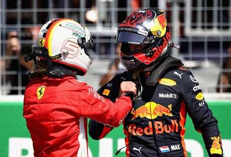 Marko afirma que não quer Verstappen e Vettel no mesmo time