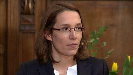 Doris Wagner-Reisinger diz que levou anos para falar sobre os abusos de que foi vítima