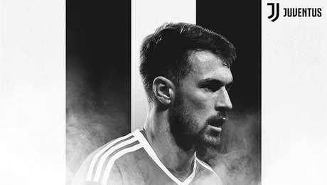 Juventus anuncia contratação de Ramsey para a próxima temporada