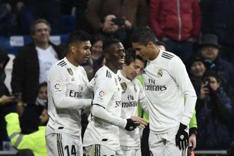 Real Madrid - 184 pontos