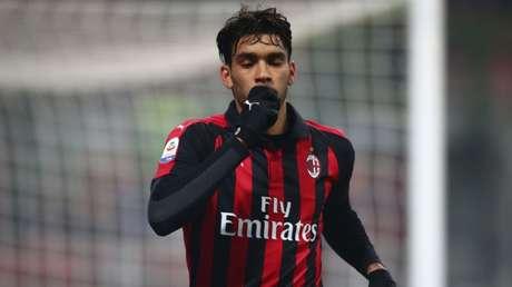 Paquetá marca primeiro gol pelo Milan (Foto: Divulgação Milan)