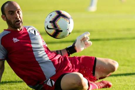 Cristóforo teve boa atuação no jogo de ida e evitou que o Atlético-MG saísse de campo com uma vitória- Bruno Cantini/Atlético-MG