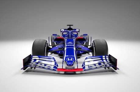 VÍDEO: O STR14 da Toro Rosso para a temporada 2019 da Fórmula 1