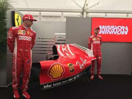 Patrocinador da Ferrari confiante nas investigações sobre publicidade de tabaco