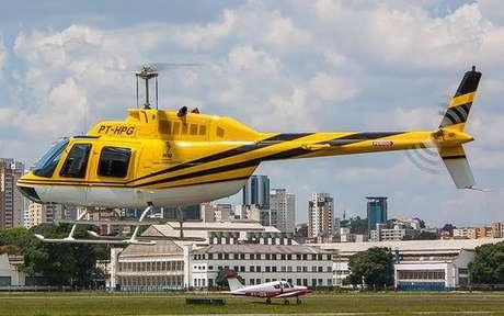 Empresa não tinha autorização para táxi aéreo