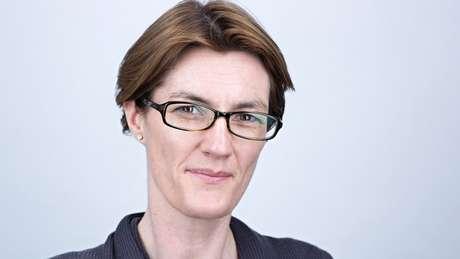 Niamh McKenna, da consultoria Accenture, diz que o diagnóstico de smartphone tem 'grande potencial'