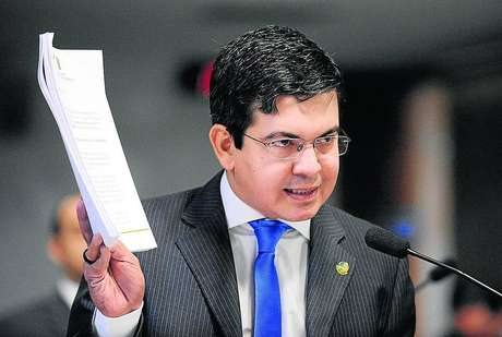 Senador Randolfe Rodrigues (Rede)