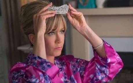 A atriz Jennifer Aniston completa50 anos de idade.