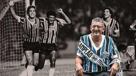 Campeão da Libertadores e Mundial pelo Grêmio, Caio morre aos 66 anos