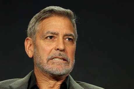 Clooney, em evento em Pasadena, Califórnia 11/2/2019  REUTERS/Lucy Nicholson