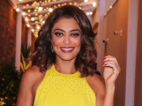 Juliana Paes tentou trocar dia de gravação da novela 'Dias Felizes', marcada para a segunda-feira de carnaval, 4 de março de 2019, mas não conseguiu