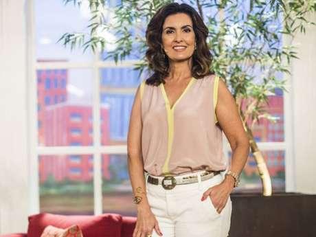 O programa 'Encontro com Fátima Bernardes' estreou em 2012