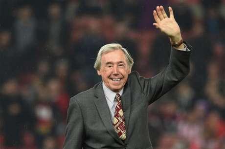 Ex-goleiro Gordon Banks se tornou uma das maiores lendas do futebol inglês (foto:AFP)