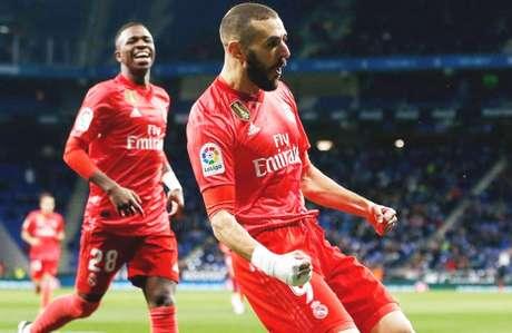 Benzema é elogiado por Florentino Pérez (Foto: Divulgação)
