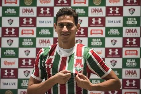 Paulo Henrique Ganso pelo Fluminense (Foto: Celso Pupo/Fotoarena/Lancepress!)