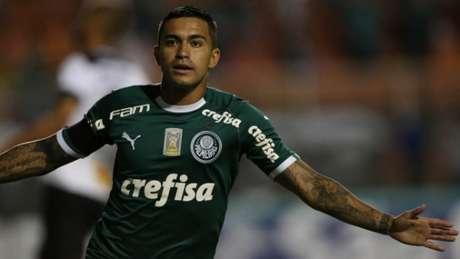 Dudu é o maior driblador do Paulistão (Divulgação Palmeiras)