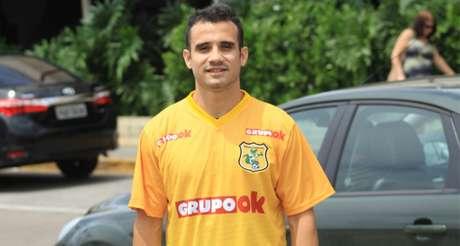 Maikon Leite fez apenas 32 partidas com a camisa do clube catarinense (Foto: Vinicius Nunes/Figueirense)