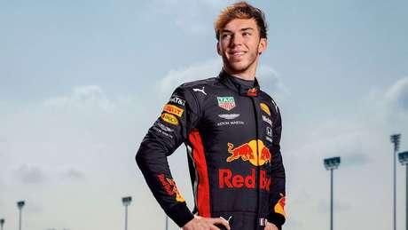 Gasly acredita que Verstappen é o melhor piloto do grid