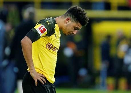 Jadon Sancho, atacante do Borussia Dortmund