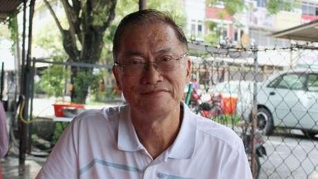 Daniel Tay conta que está com raiva dos danos causados pelas usinas