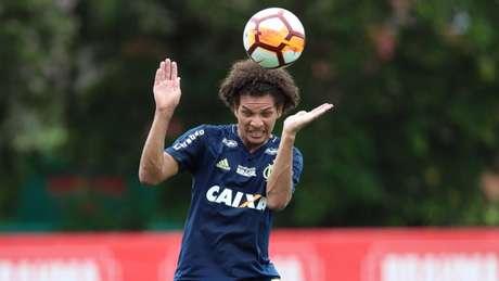 Arão vai homenagear Jorge Eduardo e Rykelmo no clássico com o Fluminense (Foto: Gilvan de Souza/Flamengo)