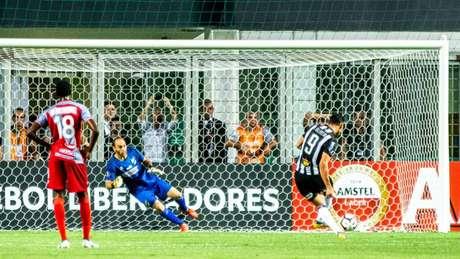 Ricardo Oliveira já deixou sua marca nas redes nove vezes em cinco jogos-Fábio Barros/Agência F8