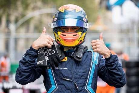 Albon disse que está preparado para a F1 por causa dos testes com a Fórmula E
