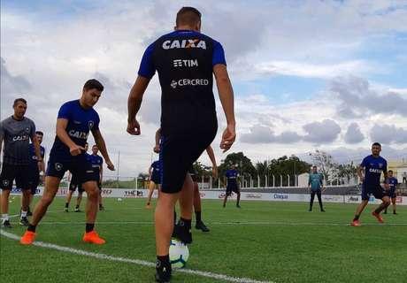 Botafogo recupera confiança com a Copa do Brasil após fiasco no Estadual