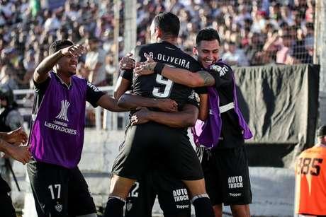 /Os atleticanos poderão prestigiar o time em Nontevidéu mais uma vez- Bruno Cantini / Atlético