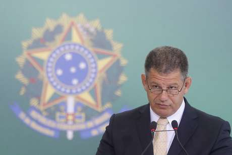 O ministro da Secretaria-Geral da Presidência, Gustavo Bebianno