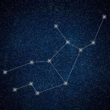 Constelação de virgem