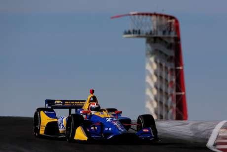 Pré-temporada da IndyCar: Rossi liderou o segundo dia no COTA; Herta foi o mais rápido no combinado