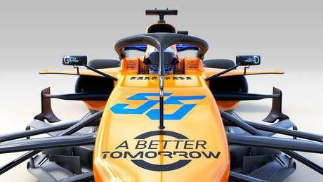 VÍDEO: confira o novo carro da McLaren, o MCL34, para a temporada 2019 da F1