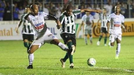 Coritiba foi eliminado pelo URT-MG na Copa do Brasil