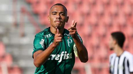 Papagaio foi emprestado pelo Palmeiras ao Atlético-MG até o fim da temporada-Fabio Menotti/Palmeiras