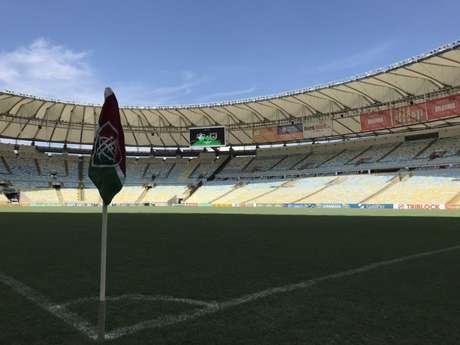 Decisão nesta sexta-feira foi favorável ao Fluminense no Tribunal de Justiça do Rio (Foto: Divulgação/Fluminense)