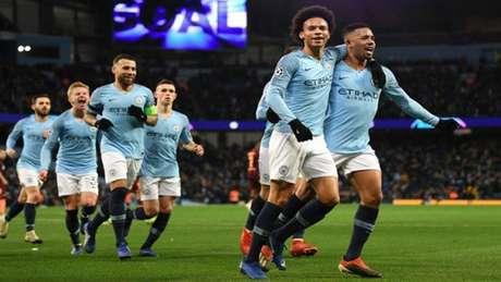 City busca vaga nas quartas de final da FA Cup (Foto: Divulgação Twitter)