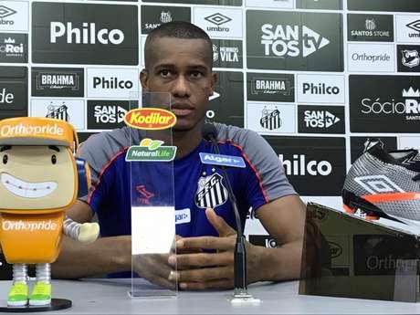 Copete citou evolução do Santos em 2019 com tática de Jorge Sampaoli (Arthur Faria/Lancepress)