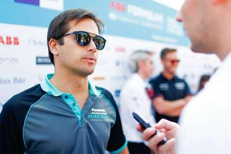 VÍDEO: Nelsinho Piquet conta suas expectativas para o ePrix da Cidade do México