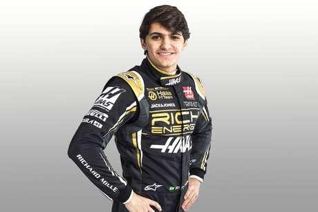 Pietro Fittipaldi vai testar o novo carro da Haas na pré-temporada da F1 em Barcelona na próxima semana