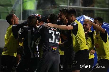 A união do grupo atleticana tem sido uma tônica positiva neste início de temporada- Bruno Cantini