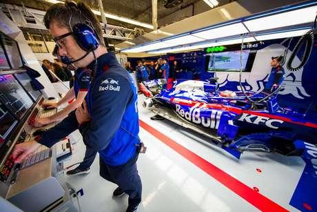 Toro Rosso ficou impressionada com o progresso da Honda em seu primeiro ano de parceria