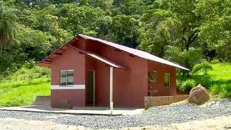Projeto da UFMG construiu uma casa com o que um dia foi rejeito