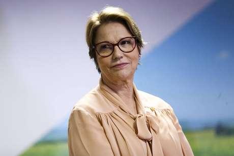 Tereza Cristina defendeu também que o Ministério da Agricultura tenha um programa nacional de irrigação para o campo.