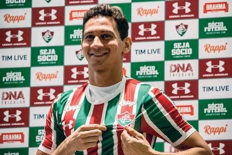 Paulo Henrique Ganso fará sua estreia com a camisa 10 do Fluminense (Foto:Rener Pinheiro/MoWA Press)