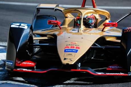 Na Cidade do México, Vergne foi o mais rápido no último teste da temporada 2018/19 da Fórmula E
