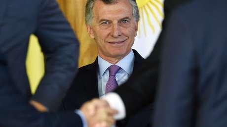 """No último dia 7, o presidente Mauricio Macri disse que foi """"otimista demais"""" ao achar que a inflação seria combatida mais rapidamente."""